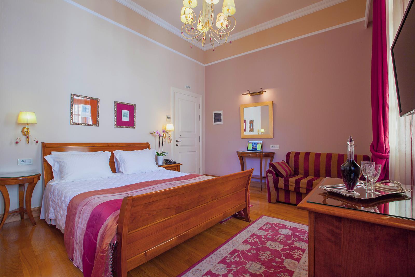 δωματια στο ναυπλιο - Aetoma hotel
