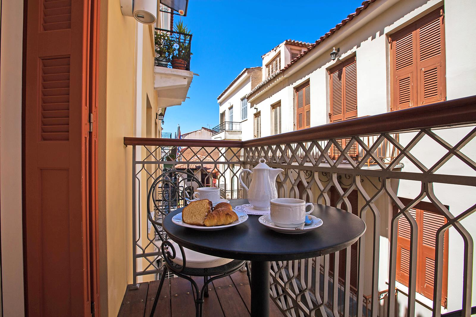 accommodation nafplio greece - Aetoma hotel